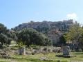 widok  z Agory na Akorpol
