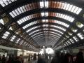 Dworzec kolejowy w Mediolanie