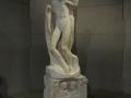 Pietà Rondanini - ostatnie, nieukończone dzieło Michała Anioła.